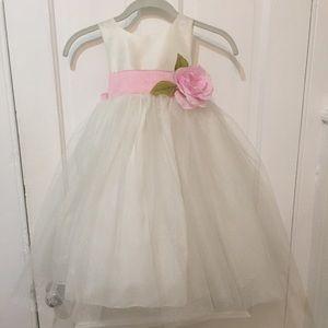 Blossom Girl's Dress 4T